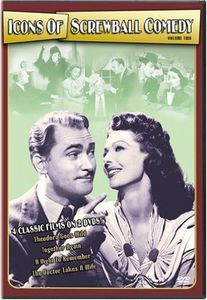 Icons of Screwball Comedy: Volume 2