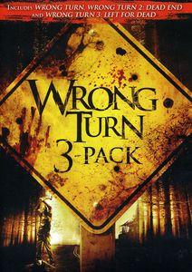 Wrong Turn DVD 3 Pack