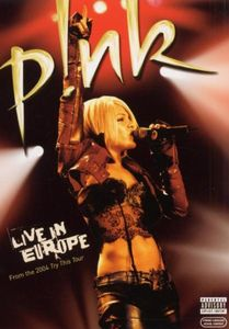 Pink: Live in Europe [Import]