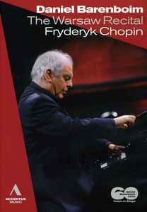 Warsaw Recital: Daniel Barenboim Plays Chopin