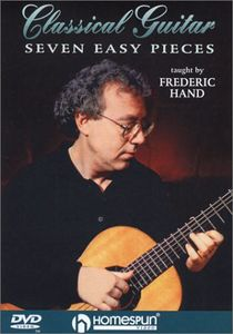 Seven Easy Pieces for Classical Guitar
