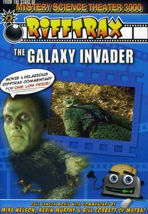 Rifftrax: The Galaxy Invader