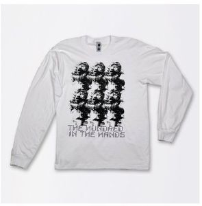 2010 Collection Long Sleeve T-Shirt White - XL