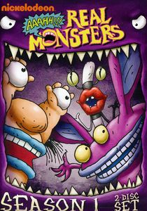 Aaahh!!! Real Monsters: Season 1