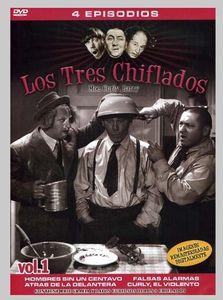 Vol. 1-Los Tres Chifladso [Import]