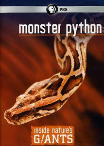 Inside NatureS Giants: Monster Python
