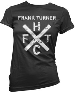 FTHC Logo T-Shirt Womens Black - M