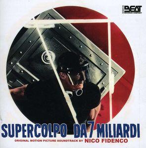 Supercolpo Da 7 Miliardi (Original Soundtrack) [Import]