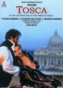 Tosca - Live in Rome