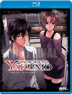 Psychic Detective Yakumo: Complete Collection