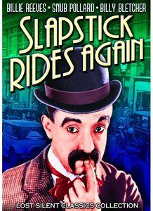 Slapstick Rides Again