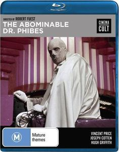 The Abominable Dr. Phibes [Import]