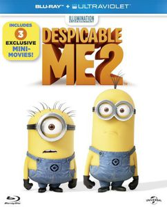 Despicable Me 2 (Blu-ray+Uv) [Import]