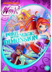 Winx Club: Peril in the Magic Dimension [Import]