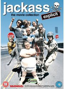 Jackass: Movie Collection Explicit [Import]