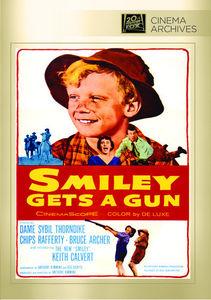 Smiley Gets a Gun