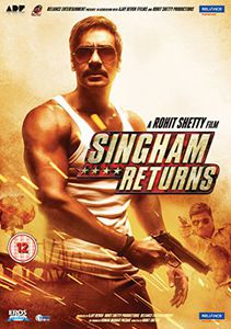Singham Returns [Import]