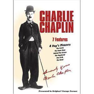 Charlie Chaplin: Volume 5