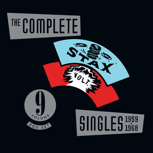 The Complete Stax /  Volt Singles (1959-1968) (Box Set)