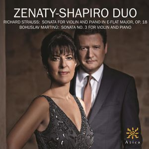 Zenaty-shapiro Duo