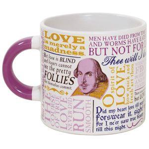 Shakespearean Love 12 Oz Coffee Mug