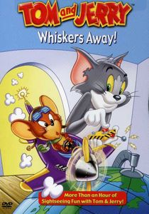 Tom and Jerry: Whiskers Away! (10 Cartoons)