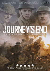 Journey's End , Sam Claflin