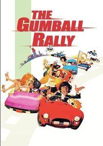 The Gumball Rally , Michael Sarrazin
