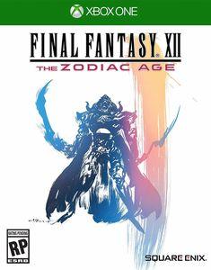 Final Fantasy XII: The Zodiac Age for Xbox One
