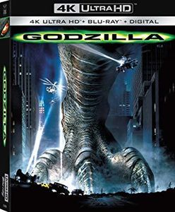 Godzilla , Matthew Broderick