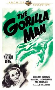 The Gorilla Man , John Loder
