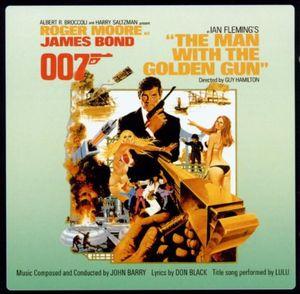 The Man With the Golden Gun (Original Soundtrack)
