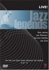 Jazz Legends Live: Volume 8
