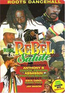 Rebel Salute 2005: Dancehall