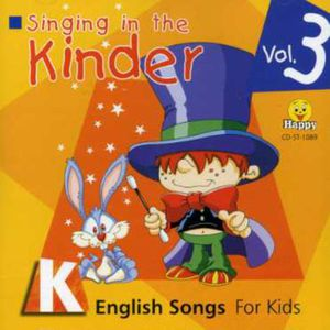 Singing in the Kinder 3 [Import]