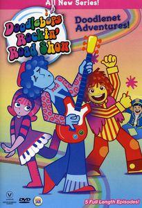 Doodlebops Rockin Road Show Doodlenet Ad [Import]