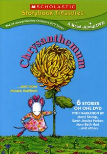 Chrysanthemum...And More Mouse Mayhem