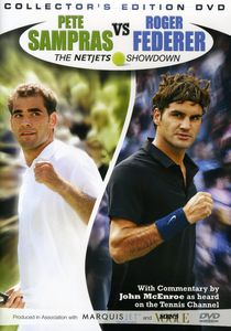 Sampras Vs Federer: The Netjets Showdown
