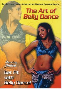 Jindra: The Art of Bellydance - Get Fit With Belly