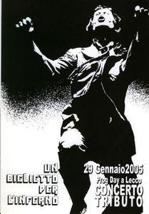 Tribute Concert: Biglietto Pe [Import]