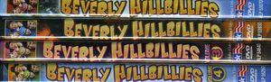 The Beverly Hillbillies: Volumes 1-4