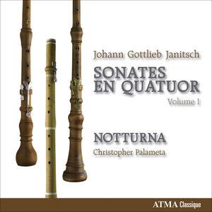 Sonates en Quatuor 1