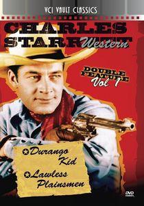 The Durango Kid /  Lawless Plainsmen