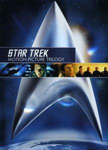 Star Trek: Motion Picture Trilogy