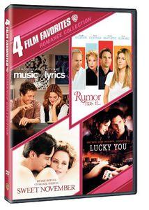 4 Film Favorites: Romance Collection
