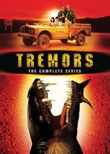 Tremors: The Complete Series , Gladise Jimenez