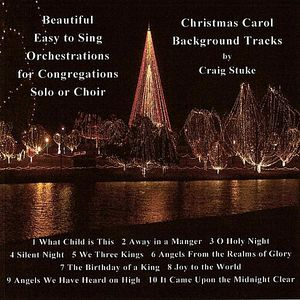 Christmas Carol Background Tracks
