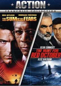 The Sum of All Fears /  The Hunt for Red October
