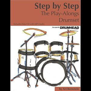Step By Step the Play Alongs Drumset