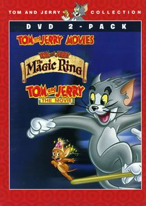 Tom & Jerry Double Feature: Magic Ring & Movie